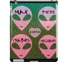 roswell royal four tv show aliens earth names iPad Case/Skin