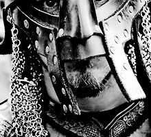 Medival Warrior by Zohar Lindenbaum