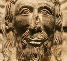Face of Christ by M VH