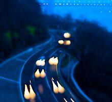 GW Bridge 7356 by Zohar Lindenbaum