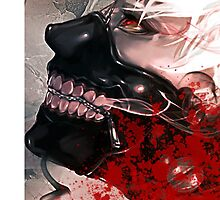 Kaneki Tokyo Ghoul 3 by Cifer69