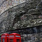 Calling Edinburgh Castle by Inishiata