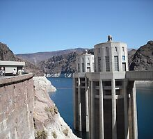 Hover Dam by G G