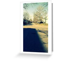 Come Into the Light Greeting Card