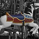 Carousel Horse by cherylc1