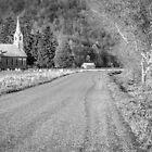 Rural Church by Thomas Young