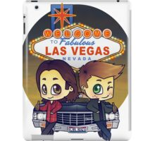 Winchesters in Vegas iPad Case/Skin