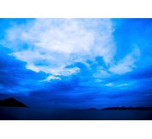 Sunset at South Molle Photographic Print