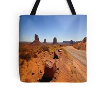 The Road In Tote Bag