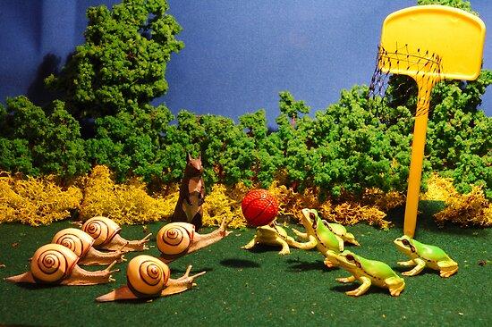 Basket Ball by Alex Grisward