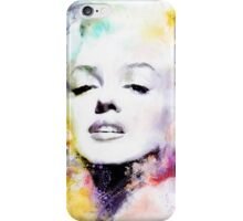 Marilyn Candle in the Wind iPhone Case/Skin