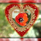 Tulip Valentine by Jane Neill-Hancock