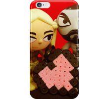 Drogo Loves Daenerys iPhone Case/Skin
