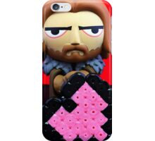 Ned Stark Valentine iPhone Case/Skin