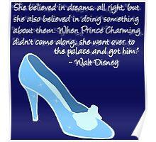 Cinderella Got Her Prince  Poster