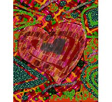 My Heart Now Photographic Print