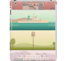 A 'Wes Anderson' Collection Poster Print iPad Case/Skin