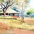 Gazebo by Anil Nene