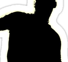 Daniel Sturridge (Black) Sticker