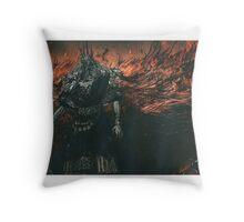 Gwyn. Lord of Cinder Throw Pillow