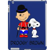 Clockwork Orange Charlie Brown iPad Case/Skin