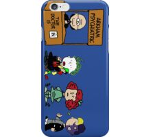 Batman Peanuts iPhone Case/Skin