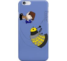 Doctor Who Peanuts iPhone Case/Skin