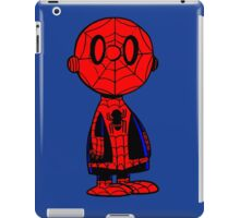 Charlie Brown Spiederman iPad Case/Skin