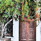 door III - puerta by Bernhard Matejka