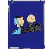 Peanuts Star Wars iPad Case/Skin