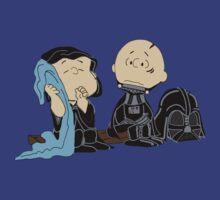 Peanuts Star Wars by Patritius