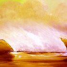 Golden Wave  by ShaneMartin