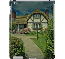 Welcome to Hobbiton iPad Case/Skin