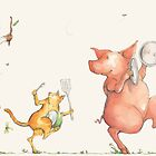 Boom Bah! by Nina Rycroft