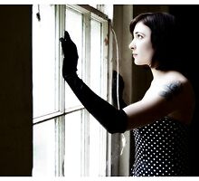 by the window by Bronwen Hyde