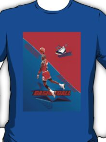 Michael Jordan Basketball T-Shirt