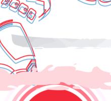 CaptaInTrouble Sticker