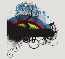 Rainbow MTB.. by zannox