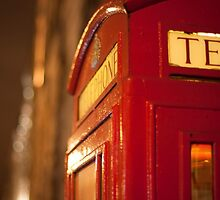 London Red Telephone by elketz