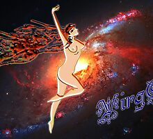 The Zodiac sign of Virgo - all products by Dennis Melling
