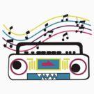 radio by evadelia