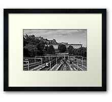 Edinburgh Express Framed Print