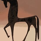 GREEK HORSE by earl ferguson