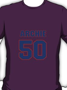 National football player Archie Donald jersey 50 T-Shirt