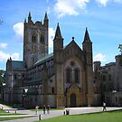 Buckast Abbey, Buckfastleigh, Devon by ChelseaBlue