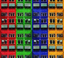 Rgby - Downtown Apartments by SRowe Art
