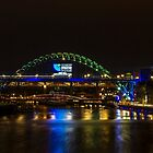 Newcastle Quayside by Jack Steel