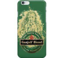 GANJALF BLEND THE GREEN LABEL iPhone Case/Skin
