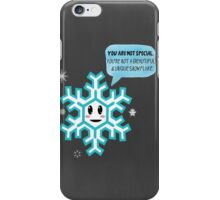 Special Snowflake iPhone Case/Skin