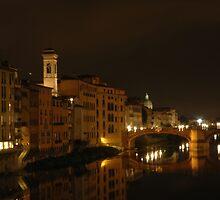 Italian Night Life by Danielle Girouard